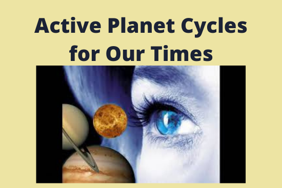 Michael O'Connor, Astrologer - Active Planet Cycles for Our Times